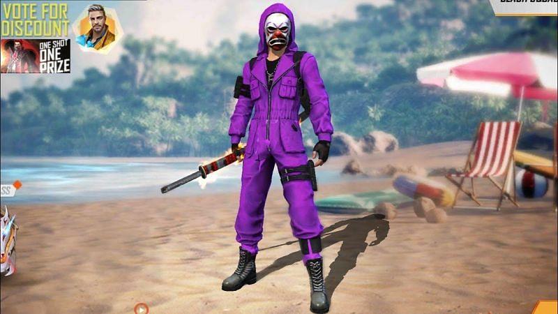 Purple Criminal Bundle (Image via QS NIRMAL; YouTube)