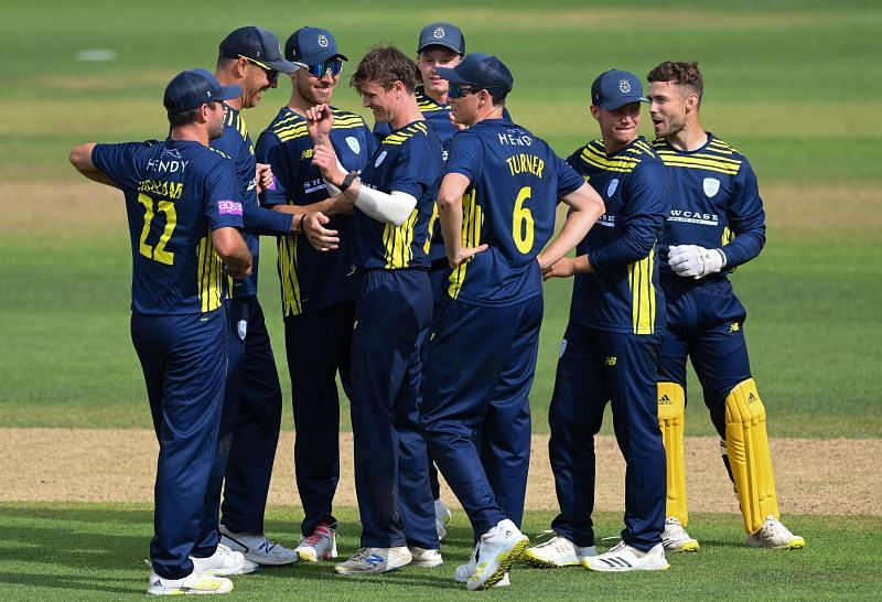 Hampshire v Sussex - Royal London One-Day Cup