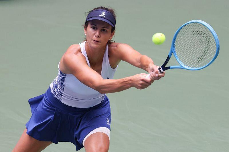 Цветана Пиронкова стигна до четвъртфиналите на US Open миналата година.