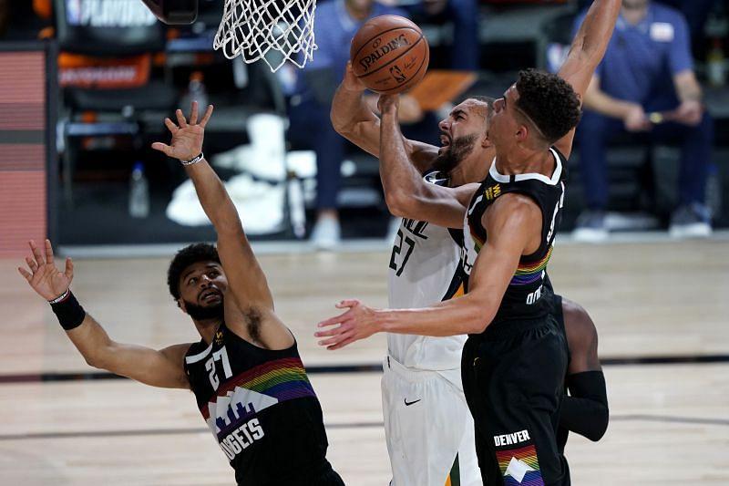 Utah Jazz vs Denver Nuggets - Game Two