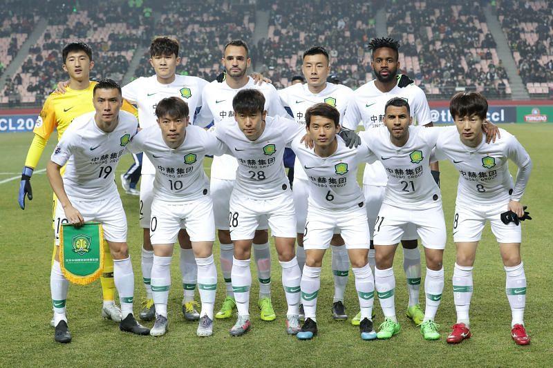 Wuhan FC face Beijing Guoan on Tuesday