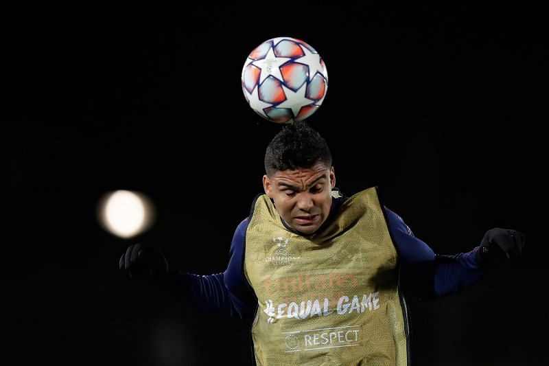 Casemiro has signed a new contract with Real Madrid
