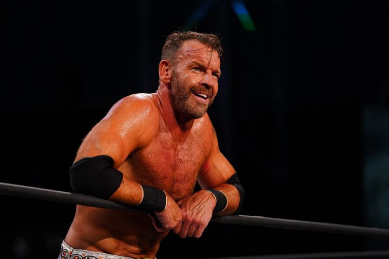 Christian Cage in AEW