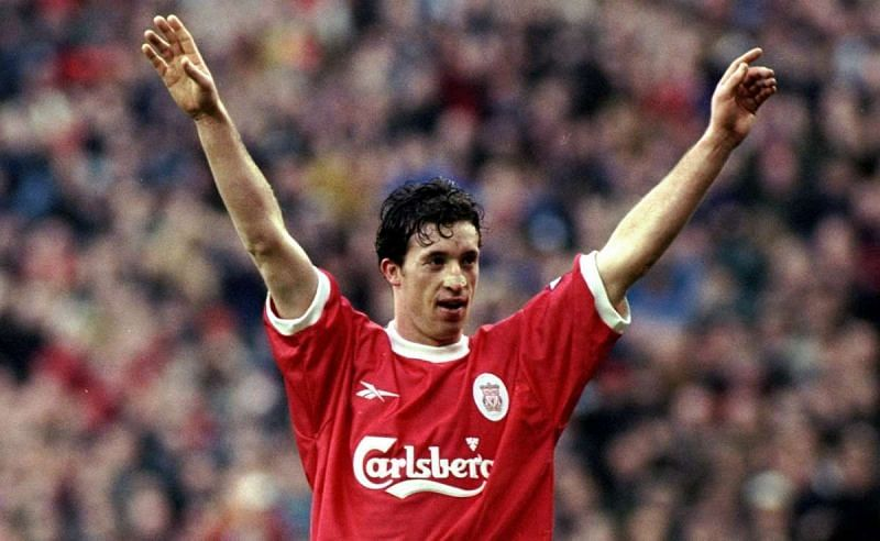 Robbie Fowler loved scoring against Manchester United