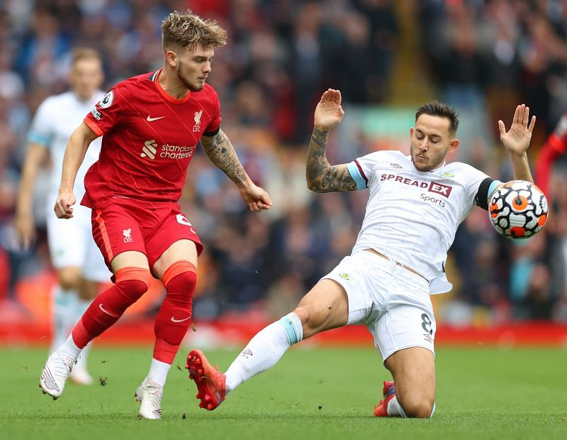 Elliott delivered a hugely impressive performance in the Liverpool midfield