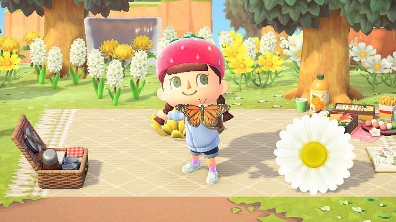 A list of the limited-time items for September (Image via Nintendo)