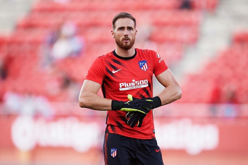 Jan Oblak is arguably the best goalkeeper in the La Liga at the moment.