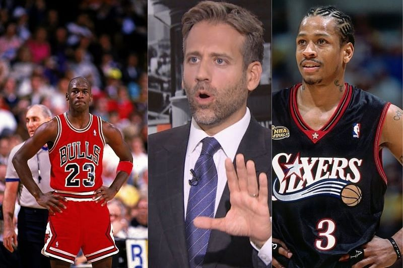Max Kellerman opines that Iverson would have been GOAT if he was taller