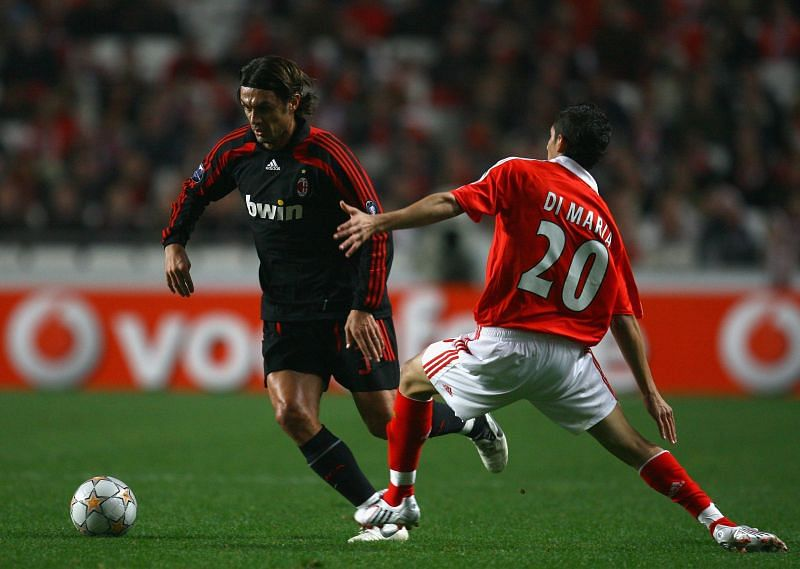 Benfica v AC Milan - UEFA Champions League