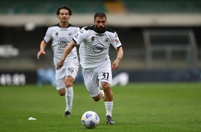 Spezia have a point to prove in this game Enter caption