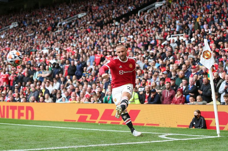 Luke Shaw has become a key player for club and country.