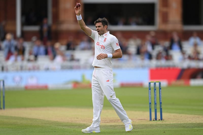 James Anderson will need to carry this England attack for the rest of the series.