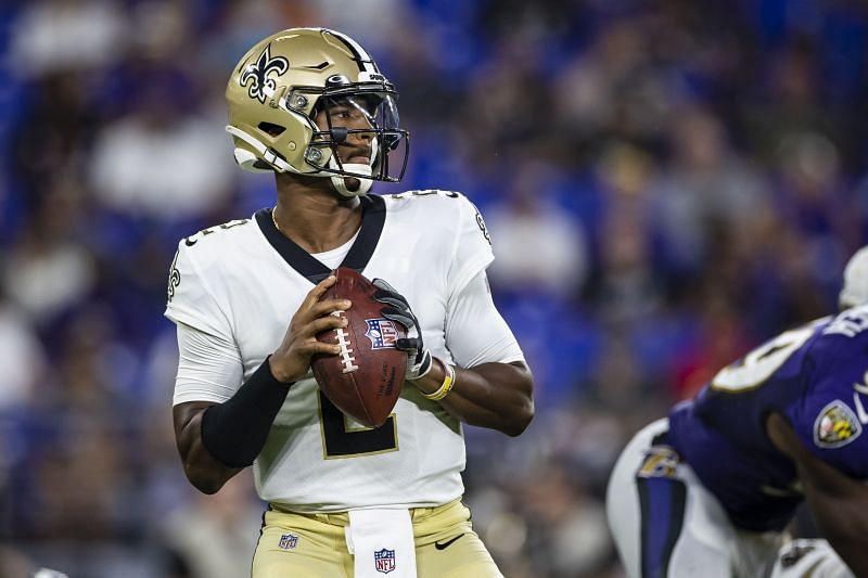New Orleans Saints QB Jameis Winston put on a show during Monday Night Football