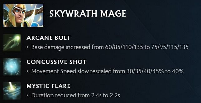 Skywrath Mage changes in Dota 2 7.30 (image via Valve)