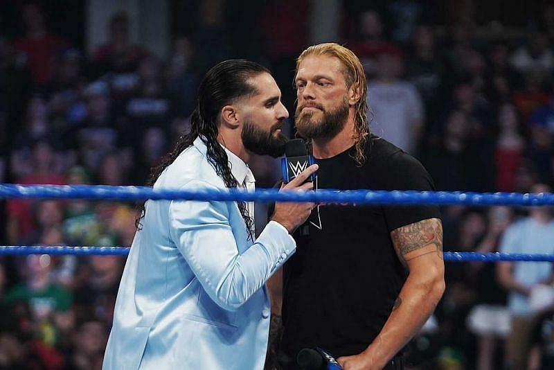 WWE सुपरस्टार सैथ रॉलिंस को मिली करारी हार