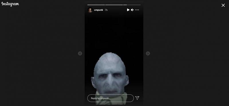 A screenshot of Punk