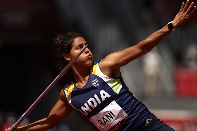 Annu Rani crashed out of the Tokyo Olympics
