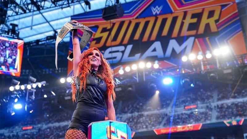 WWE SummerSlam में बने कई रिकॉर्ड