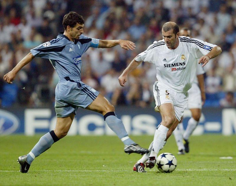 Zidane and Celestini