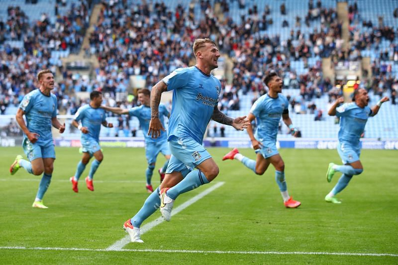 Coventry City will be looking to win the game on Saturday