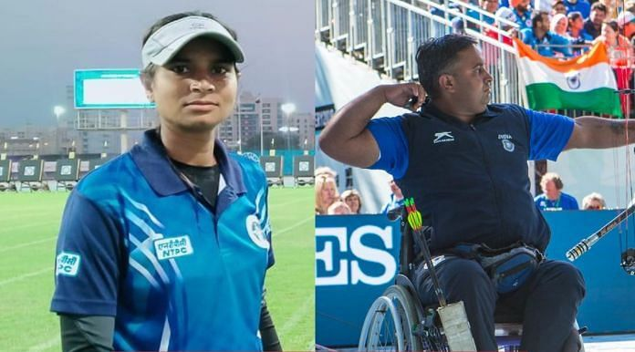 Jyoti and Rakesh Kumar will compete in the quarterfinals of the 2021 Paralympics