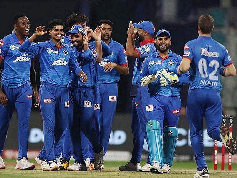 दिल्ली कैपिटल्स ने आईपीएल 2021 के दूसरे चरण के लिए ट्रेनिंग शुरू की