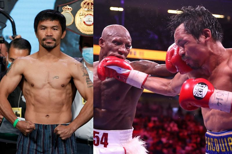Manny Pacquiao lost a unanimous decision to Yordenis Ugas
