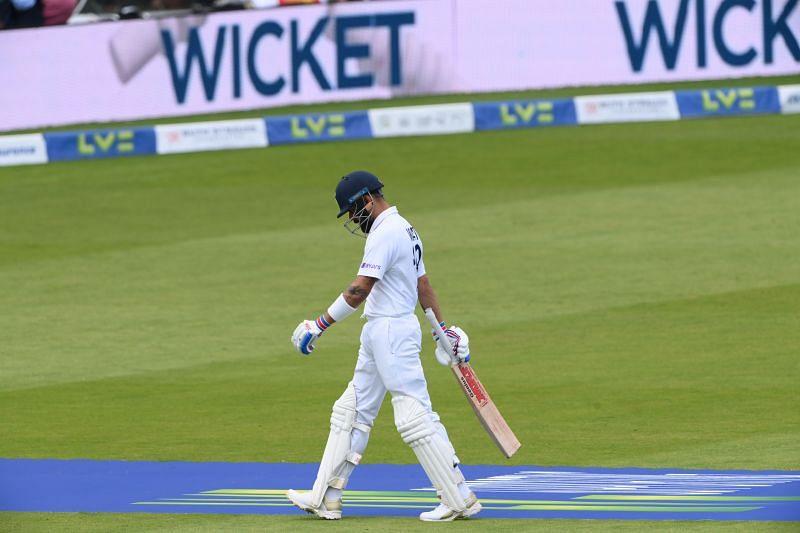 Former Indian player's big reaction to Virat Kohli's dismissal   Daily India Sports