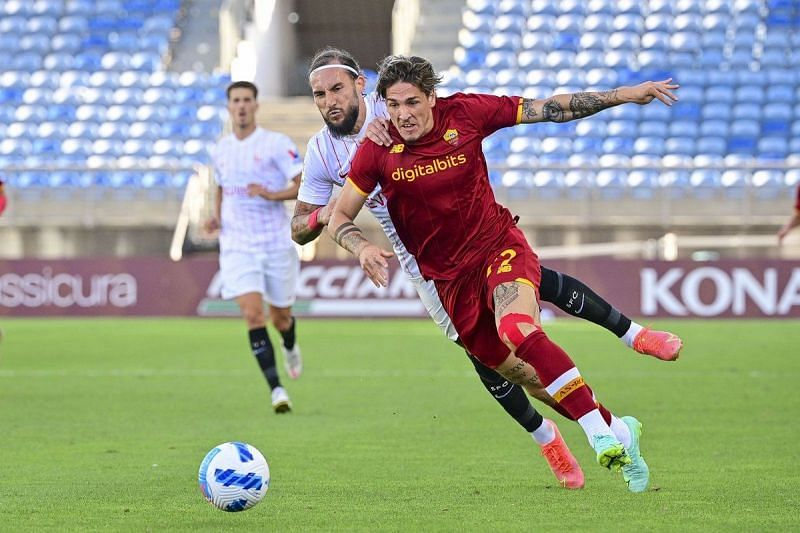 Roma are looking to bounce back from their consecutive draws