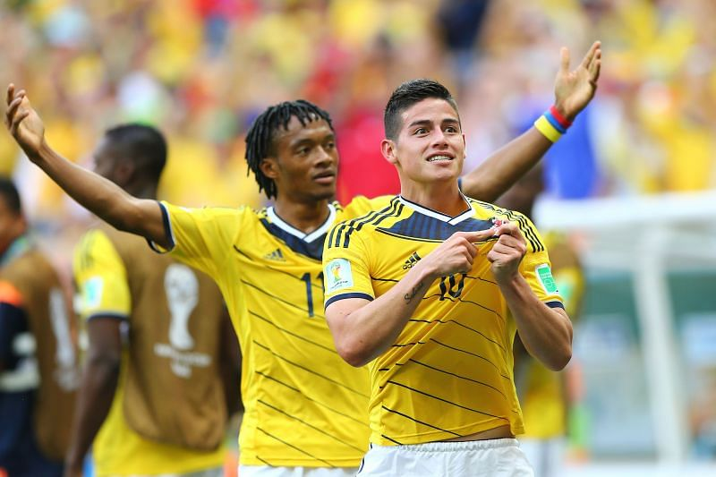 James Rodriguez has faded after his 2014 FIFA World Cup exploits.