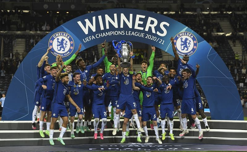 «Челси» выиграл Лигу чемпионов 2020–21 годов, обыграв «Манчестер Сити» в финале.