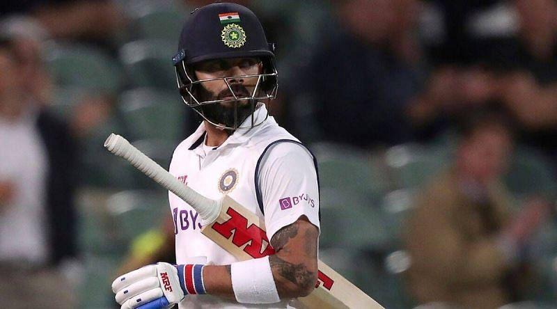 विराट कोहली इस सीरीज में अभी तक बाहर जाती गेंदों के खिलाफ ही आउट हुए हैं