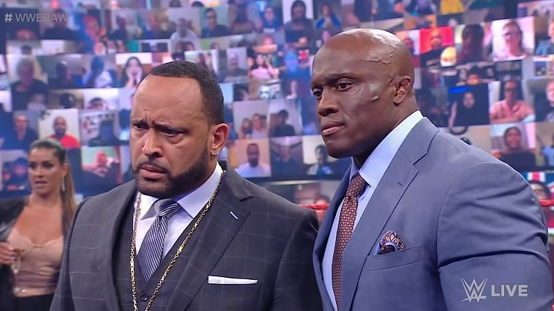 WWE Raw के मेन इवेंट में दिग्गजों की हुई हार