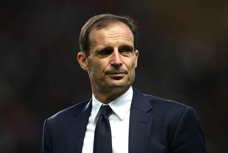 Juventus manager - Max Allegri
