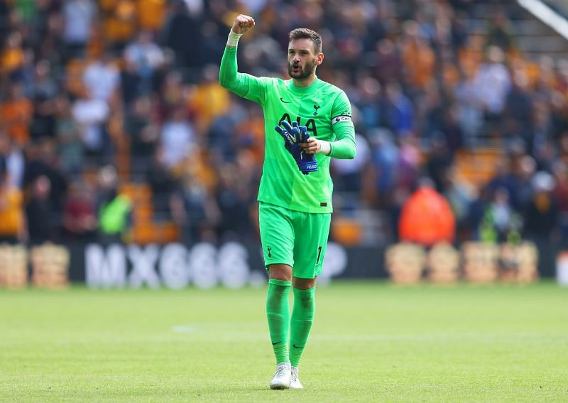 Lloris was handed the captain
