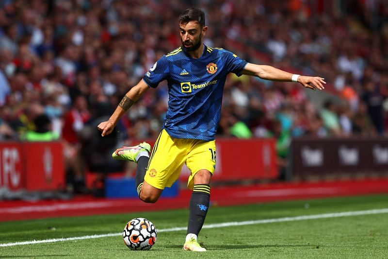 Bruno Fernandes has been a key player for Manchester United.