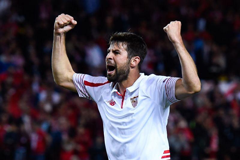 Coke has scored 17 goals for Sevilla and Levante