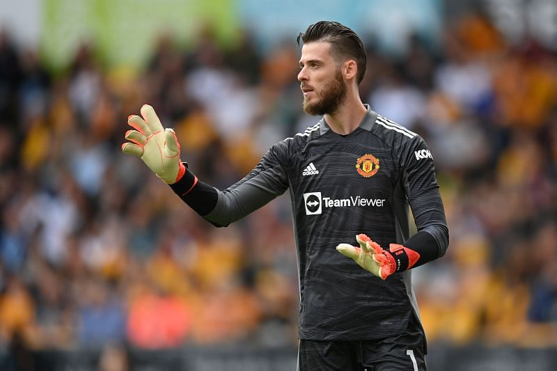 Sir Alex Ferguson went to great extent to sign David de Gea from Atletico Madrid