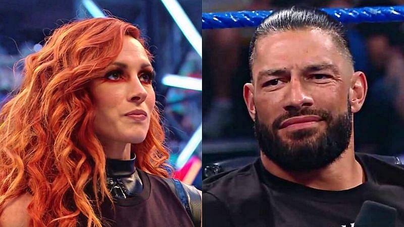 WWE रिंग में पिछले हफ्ते बैकी लिंच ने वापसी की थी