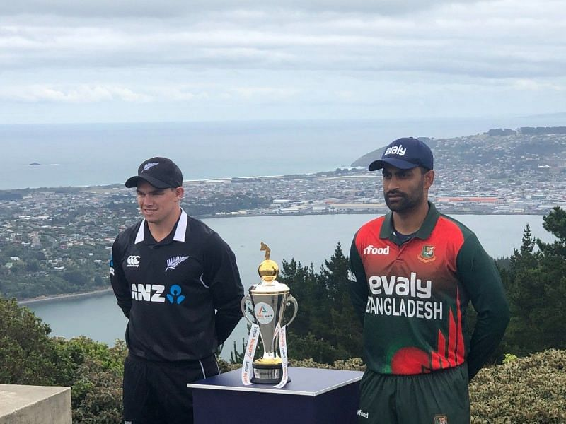 Bangladesh will host the New Zealand side for five T20I matches in September