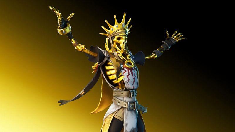 Oro in Fortnite (Image via Epic Games)