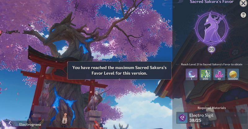 Genshin Impact players won't be stuck at Level 20 anymore (Image via Genshin Impact Wiki)