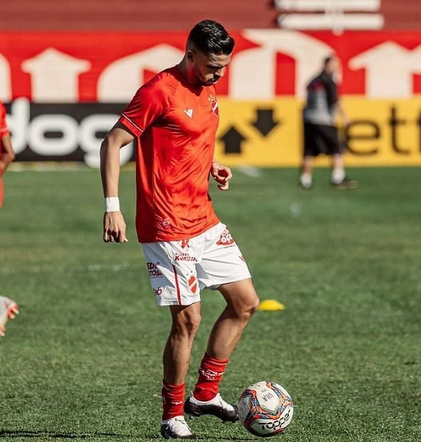 Mumbai City sign Brazilian midefielder Cássio Gabriel [Image Credits: Cássio Gabriel/Instagram]