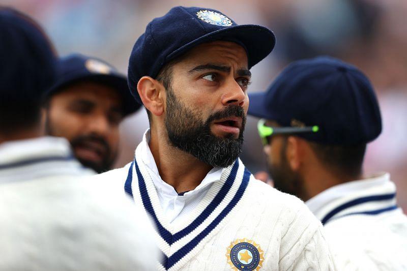 According to Hogg, Virat Kohli and his men need not panic