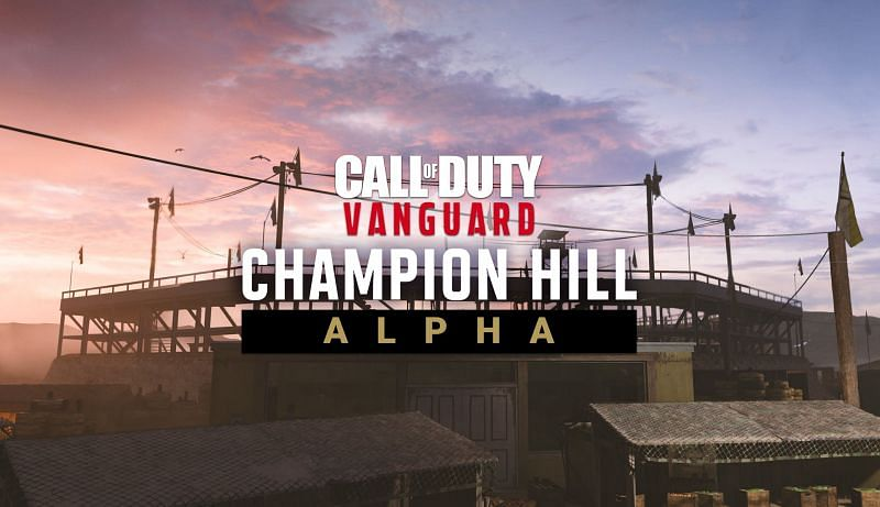 Get a taste of a new multiplayer mode in the Call of Duty: Vanguard alpha version (Image via Activision)