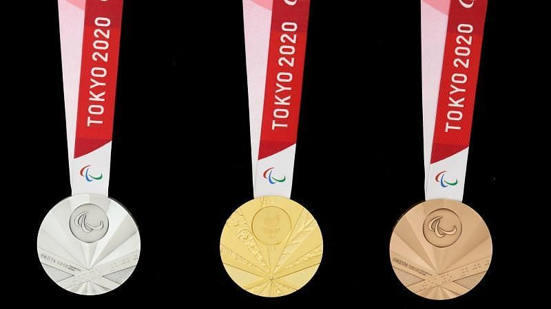 Tokyo Paralympics 2020 पदक तालिका