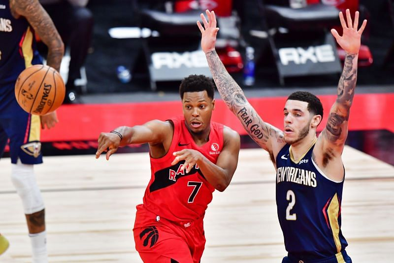 Kyle Lowry and Lonzo Ball were two top prospects who moved this NBA offseason via sign-and-trade deals.