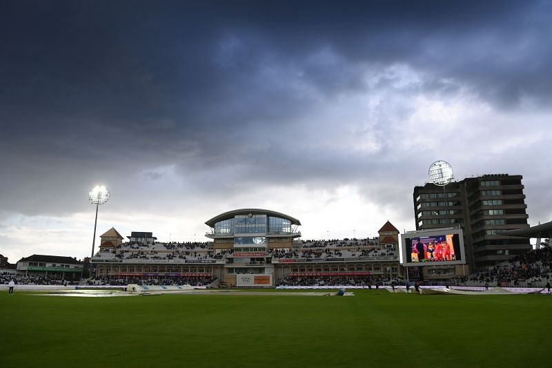 England v India - First LV= Insurance Test Match: Day Three