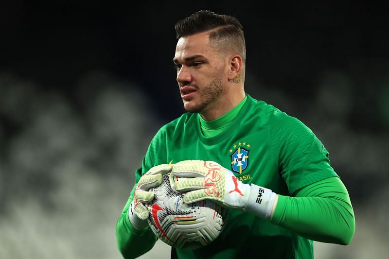 Ederson has been a good ball-playing goalkeeper for Manchester City