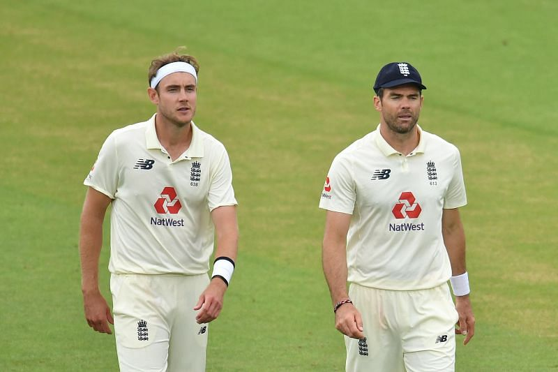 Anderson and Broad have been one of the most lethal pairs with the new ball in Test cricket